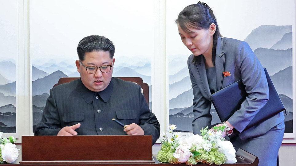 Κιμ Γιο-τζονγκ: Την «Σιδηρά Κυρία» της Βορείου Κορέας την… τρέμει ακόμα και ο αδερφός της!