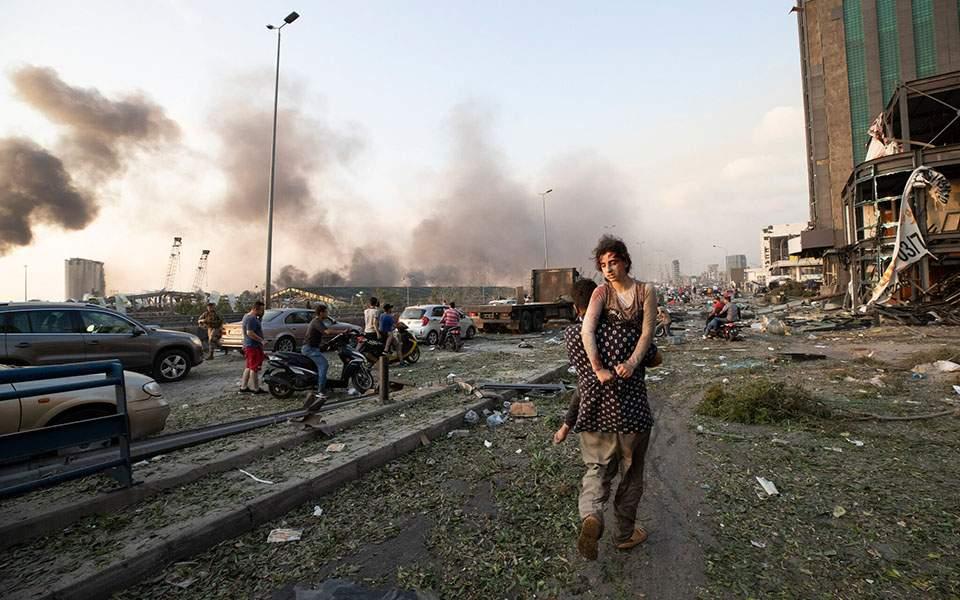Λίβανος: Λιγοστά τα αποθέματα σιτηρών – Εως 300.000 οι άστεγοι