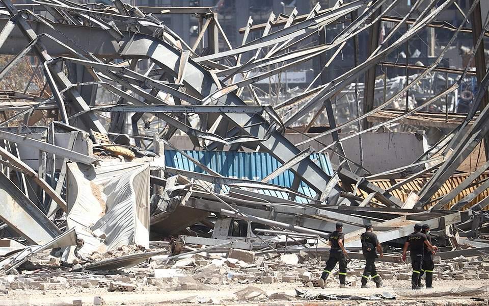 Οι επιπτώσεις της έκρηξης στην ανθρωπιστική κρίση του Λιβάνου