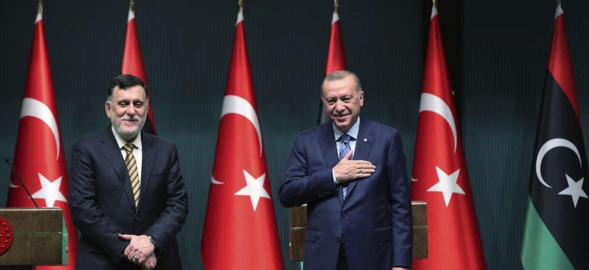 Να πού βρίσκει τα λεφτά ο Ερντογάν: 35 δις δολάρια από τη Λιβύη για έργα σε τουρκικές κατασκευαστικές εταιρείες