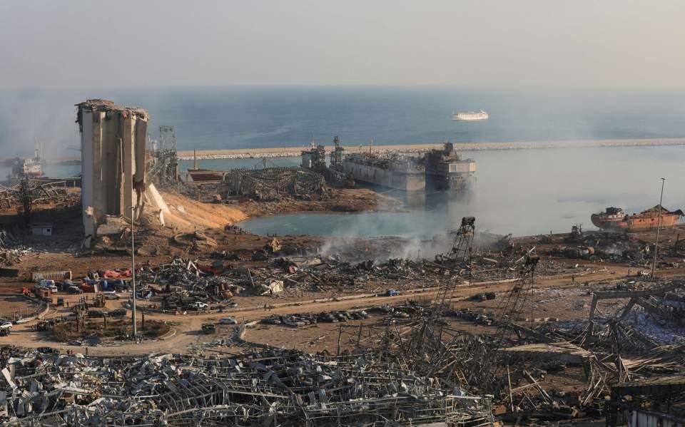 Παραιτείται η κυβέρνηση του Λιβάνου στον απόηχο της έκρηξης στη Βηρυτό