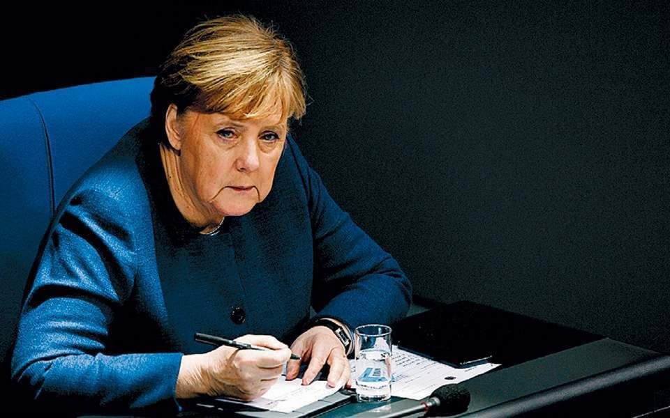 Ανησυχία της γερμανικής κυβέρνησης για τις κινήσεις της Τουρκίας