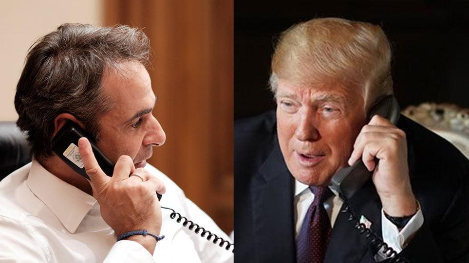 Ο Κυριάκος Μητσοτάκης δικαιούται να χαμογελά μετά το δεύτερο τηλεφώνημα Τραμπ