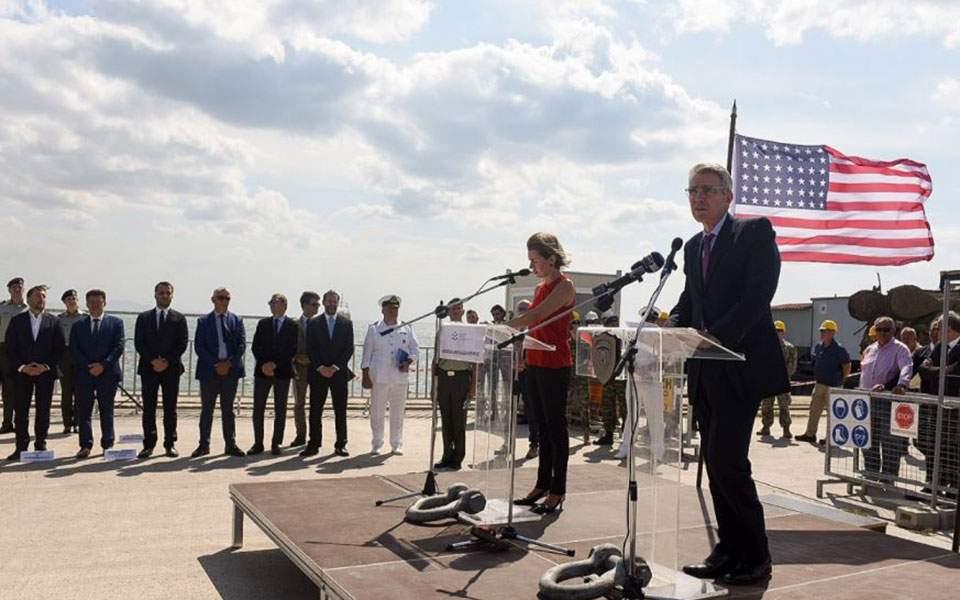 Τουρκική όχληση για κοινές ασκήσεις Ελλάδας – ΗΠΑ και βάση Αλεξανδρούπολης