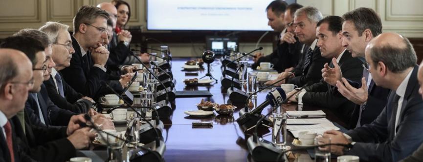Αυτοί είναι οι 14 πυλώνες της Επιτροπής Πισσαρίδη για την Ελλάδα