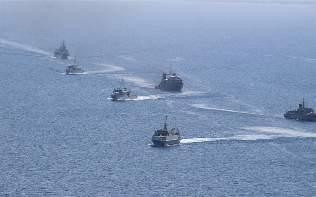 ΓΕΕΘΑ: «Απάντηση» στην Τουρκία με αεροναυτική άσκηση στην Ανατολική Μεσόγειο