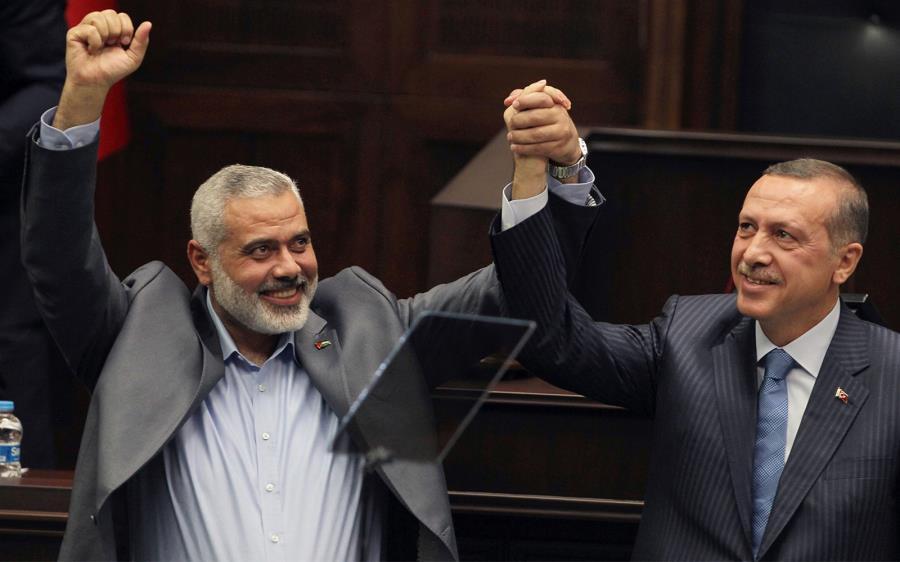 Τουρκία και Χαμάς: μία σχέση με προϊστορία