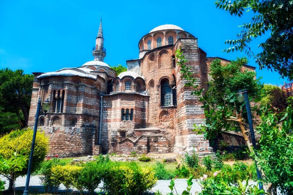 Τουρκία: Σε τζαμί μετατρέπεται και η Μονή της Χώρας στην Κωνσταντινούπολη