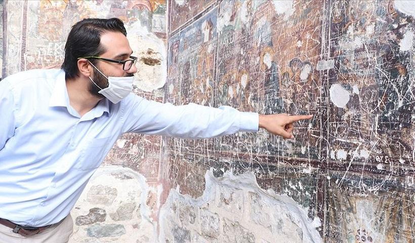 Παναγία Σουμελά: Διαψεύδουν οι Τούρκοι ότι έγιναν νέες καταστροφές στις τοιχογραφίες