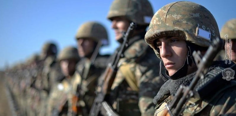 Η Αρμενία έχει τον ισχυρότερο στρατό στον Νότιο Καύκασο