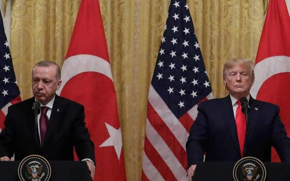 Γιατί το καθεστώς Trump συνεργάζεται ακόμα με την Ισλαμική Τουρκία του Erdogan;
