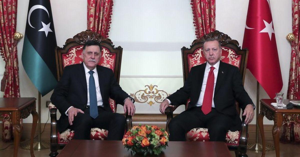"""H σφαγή στην """"κυβέρνηση"""" Σάρατζ και ο ρόλος της Τουρκίας στη Λιβύη"""