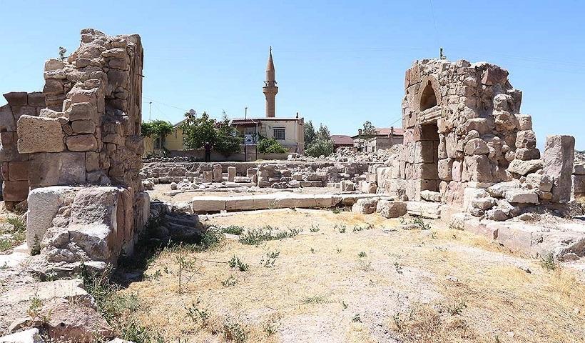 Καππαδοκία: Βρέθηκε εκκλησία 1.600 ετών στην περιοχή της Νίγδης