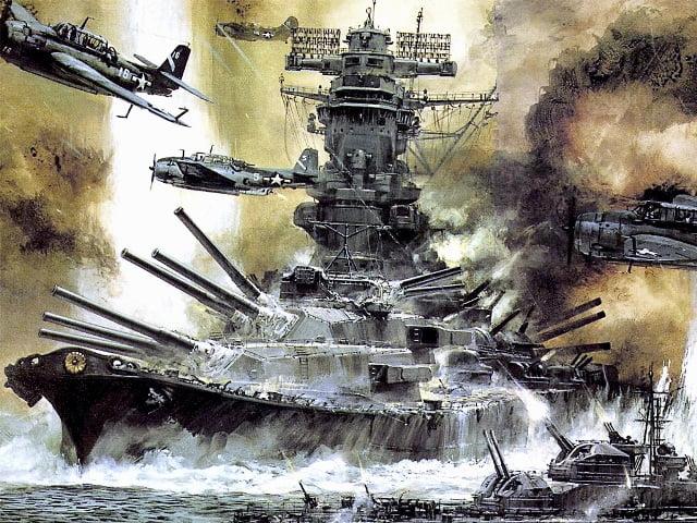 Γιαμάτο: Η βύθιση του θρυλικού πολεμικού πλοίου που έγραψε ιστορία (ΒΙΝΤΕΟ)