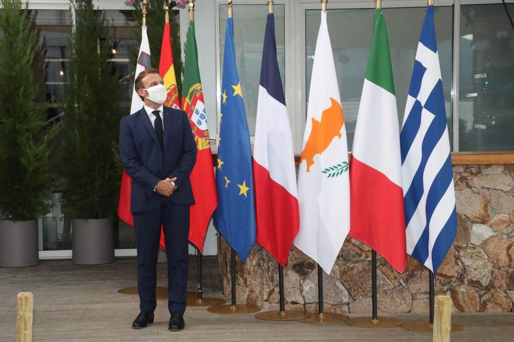 Η «Pax Mediterranea» και γιατί ο Πρόεδρος Macron υποστηρίζει την Ελλάδα και την Κύπρο