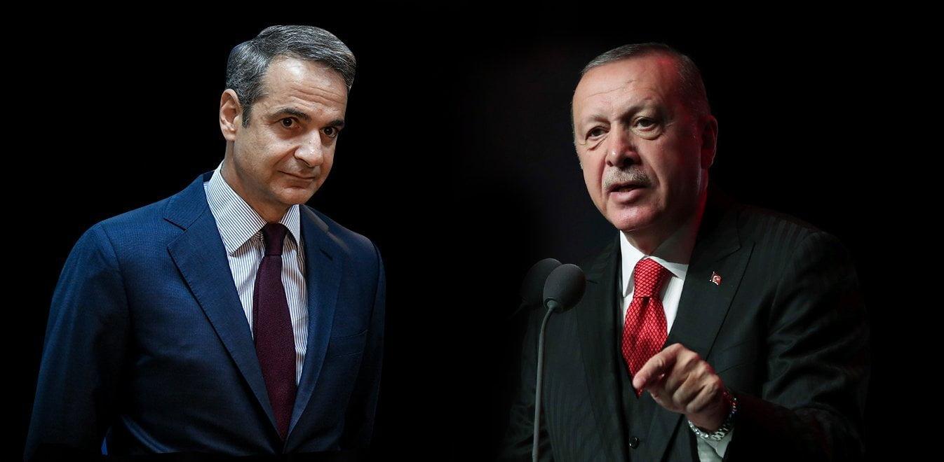 Ξεκάθαρο μήνυμα Μητσοτάκη σε Ερντογάν: Σταματούν οι προκλήσεις, ξεκινούν οι συζητήσεις – Ο Δένδιας καταθέτει επιστολή μου στον ΟΗΕ