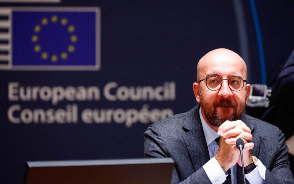 Επικοινωνία Μισέλ – Ερντογάν: «Η Ε.Ε. σε πλήρη αλληλεγγύη με Ελλάδα και Κύπρο»