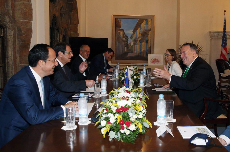 Οι Υπουργοί Εξωτερικών Κύπρου και ΗΠΑ υπέγραψαν Μνημόνιο Συναντίληψης για την εγκαθίδρυση Κέντρου Εκπαίδευσης για θέματα Ασφάλειας