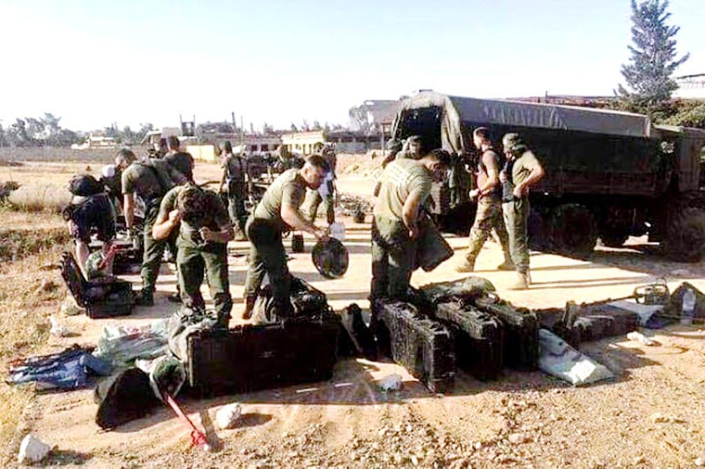 450 Αρμένιοι μισθοφόροι πήγαν στη Συρία να πολεμήσουν εναντίον των Τούρκων