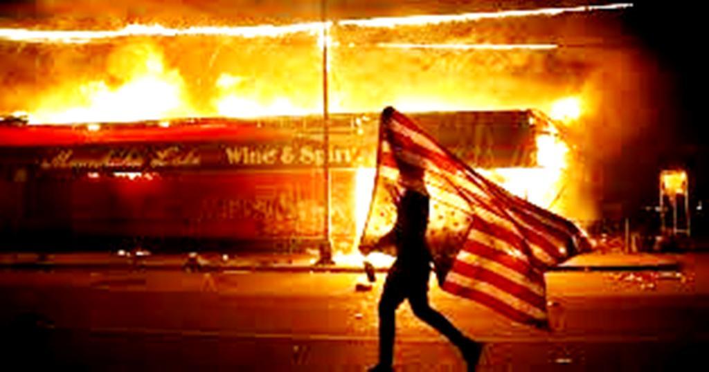 Οι ΗΠΑ στο χείλος του εμφυλίου πολέμου