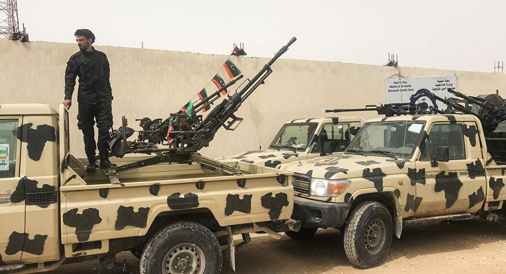 FT : Στα όρια διάσπασης η κυβέρνηση Σάρατζ στη Λιβύη