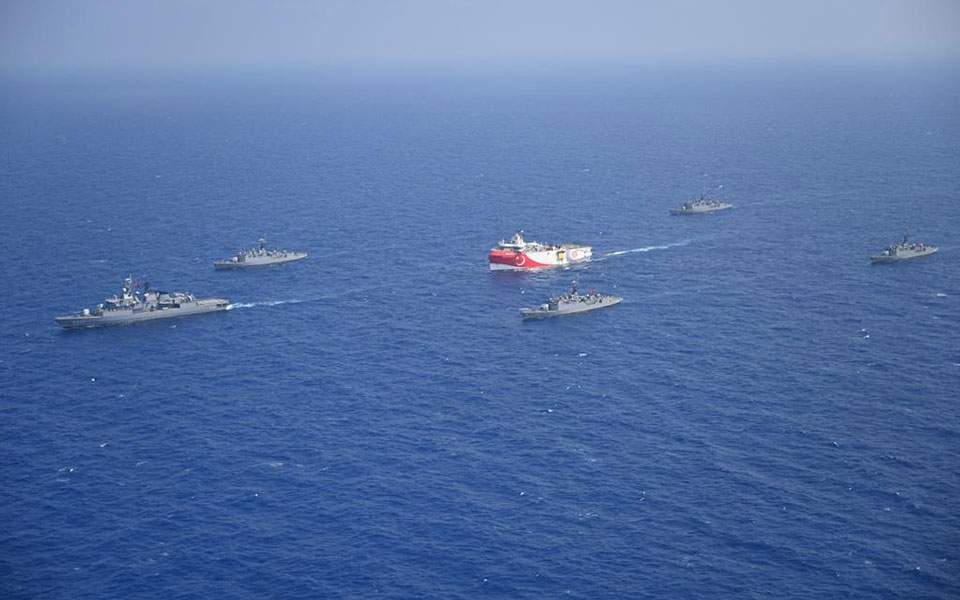 Bloomberg: Τι γυρεύει η Τουρκία στην Ανατολική Μεσόγειο