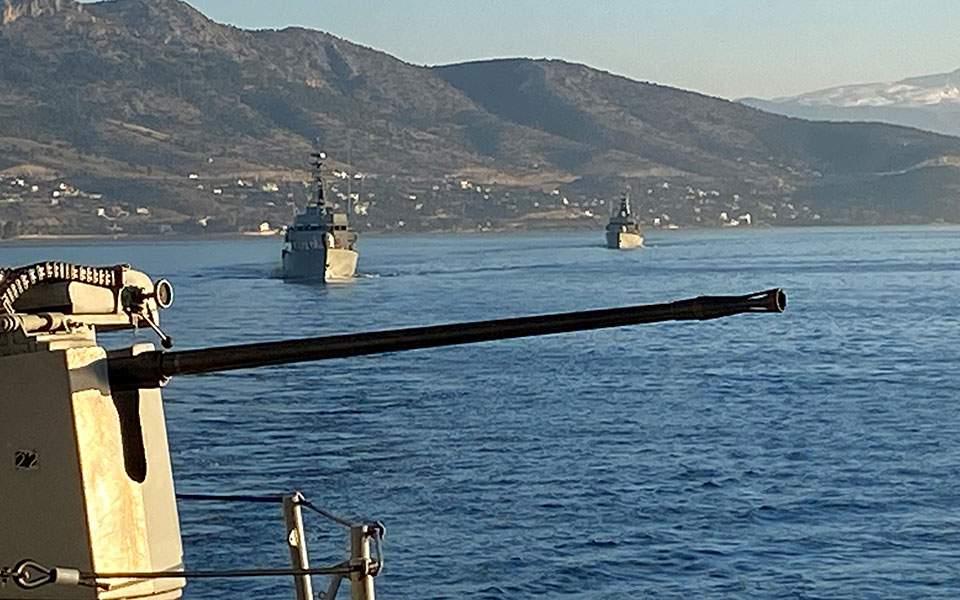 Η Άγκυρα ζητεί με αντι-NAVTEX την αποστρατιωτικοποίηση της Λήμνου