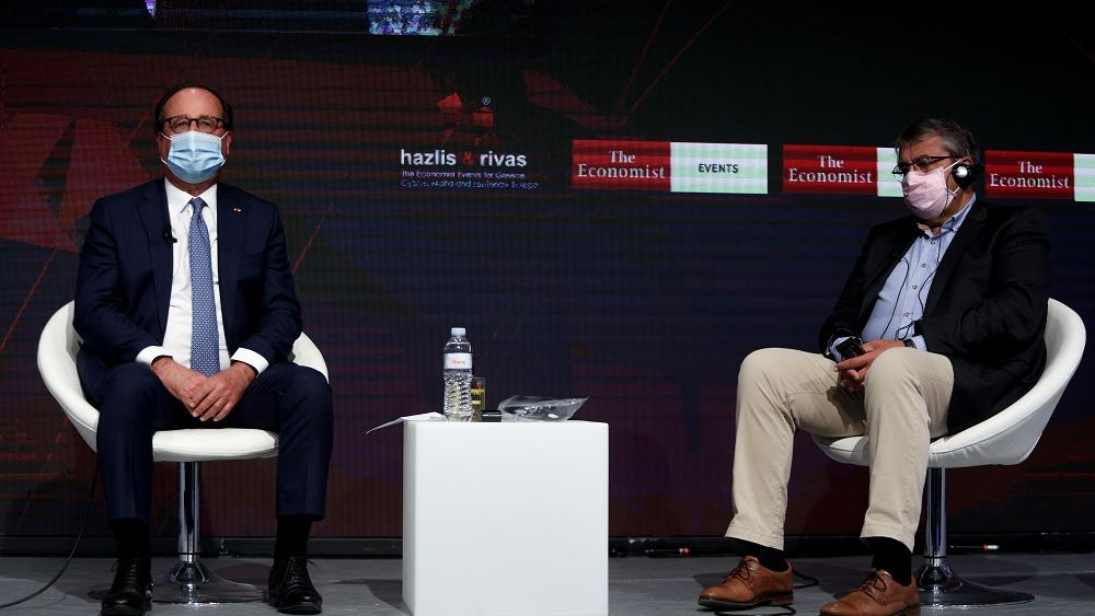 Ολάντ: Γιατί είναι επικίνδυνος ο Ερντογάν και η κόντρα του με τον Γκάμπριελ