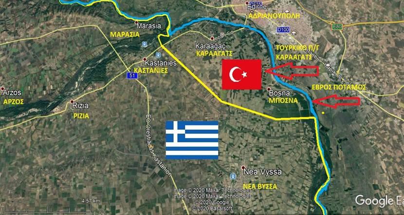 Τι ακριβώς συμβαίνει με τα άρματα μάχης που η Τουρκία έφερε πίσω στην Αδριανούπολη