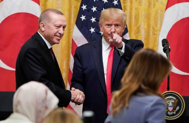 Ο Τραμπ «αποθεώνει» τον Ερντογάν: «Όσο χειρότερος… τόσο το καλύτερο»