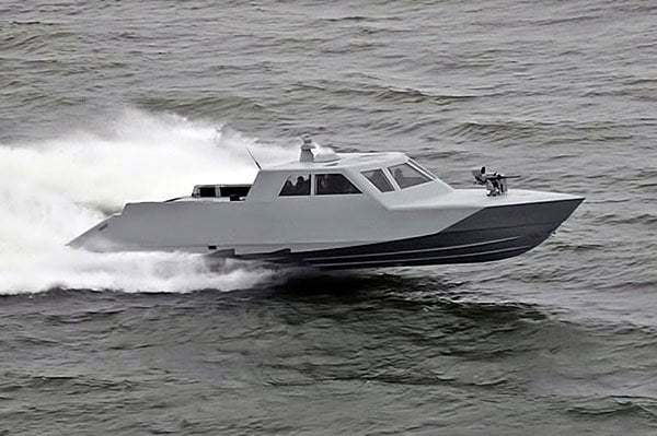 Combatant Craft Medium (CCM) Μk1 | Τα σκάφη των ειδικών επιχειρήσεων του Ναυτικού των ΗΠΑ που βρέθηκαν στην Κύπρο για 1η φορά – VIDEO