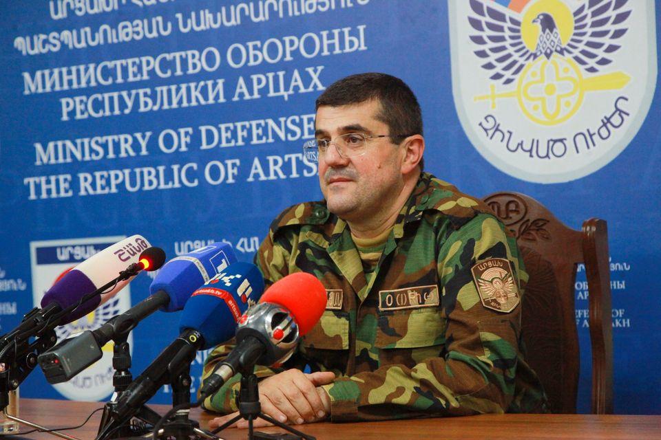 Πρόεδρος του Αρτσάχ: «Τη νύχτα οι αρμενικές δυνάμεις επανακατέλαβαν σημαντικές οχυρές θέσεις»