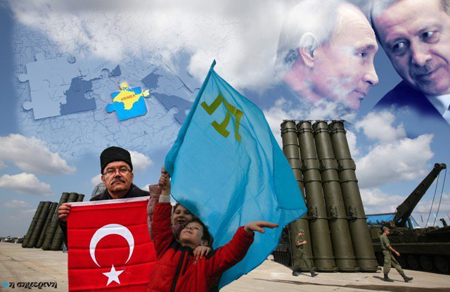Κατηγορίες Τουρκίας κατά Μόσχας για «καταπίεση» των Τατάρων της Κριμαίας