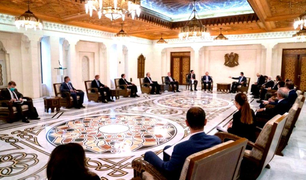 Συρία: Ο Άσαντ στρέφεται προς τη Ρωσία για να αντιμετωπίσει τις αμερικανικές κυρώσεις