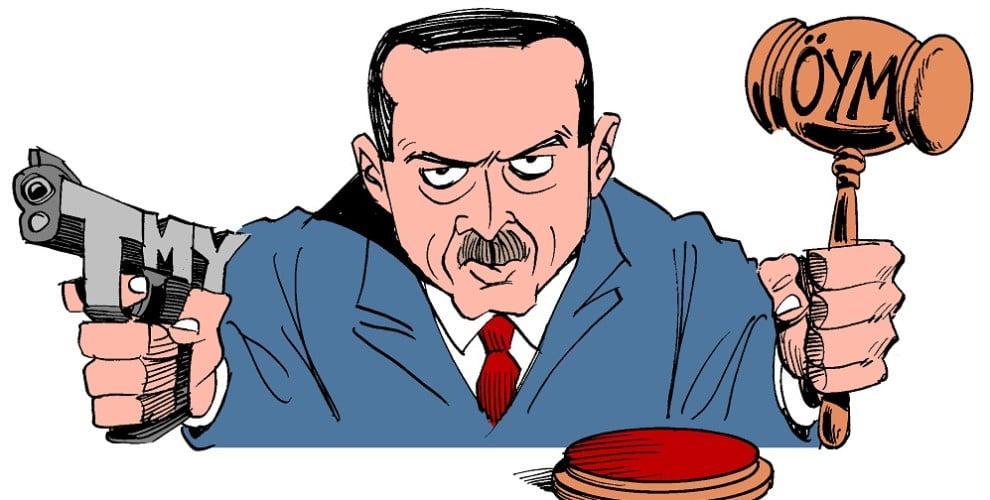 Ο δικηγόρος του Ερντογάν απειλεί: «Εάν πέσουν στα χέρια της τουρκικής «δικαιοσύνης» οι συντάκτες της ΔΗΜΟΚΡΑΤΙΑΣ, θα οδηγηθούν στη φυλακή αμέσως»