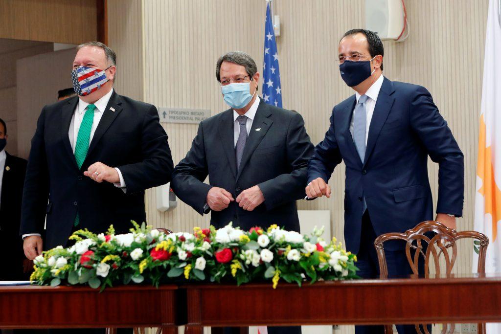 Επίσκεψη Πομπέο στην Κύπρο: Τα μηνύματα που έστειλε και η διαμόρφωση νέων δεδομένων