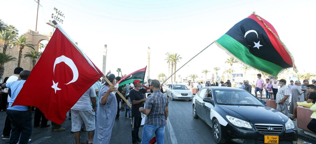 Δυσκολεύουν τα πράγματα για την Τουρκία στη δυτική Λιβύη – Τα σχέδια της Άγκυρας