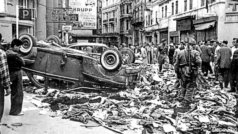 Τουρκία: Το HDP τιμά τη μνήμη των Ελλήνων και των Αρμενίων θυμάτων της σφαγής του 1955