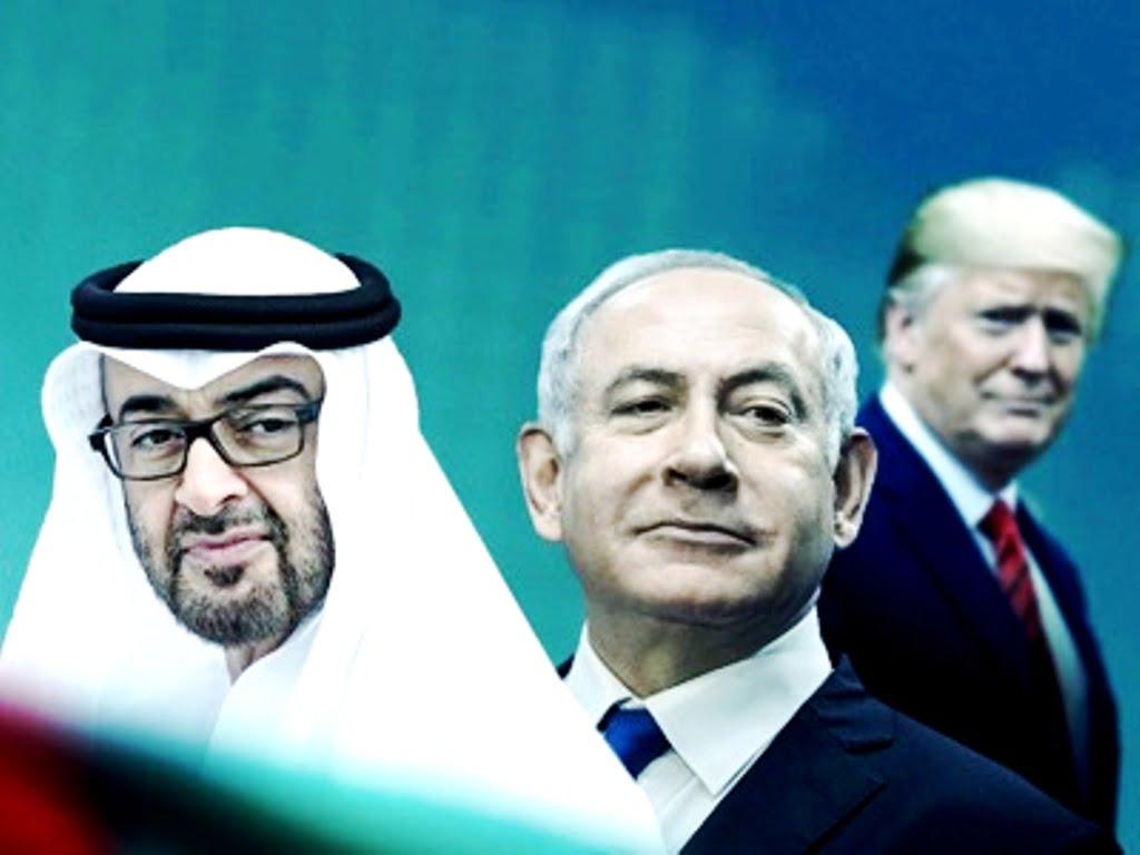 """ΤΟ ΤΕΛΟΣ ΤΩΝ ΣΥΜΦΩΝΙΩΝ ΤΟΥ ΟΣΛΟ – Το Ισραήλ και τα Εμιράτα υπογράφουν τις """"Συμφωνίες του Αβραάμ"""""""