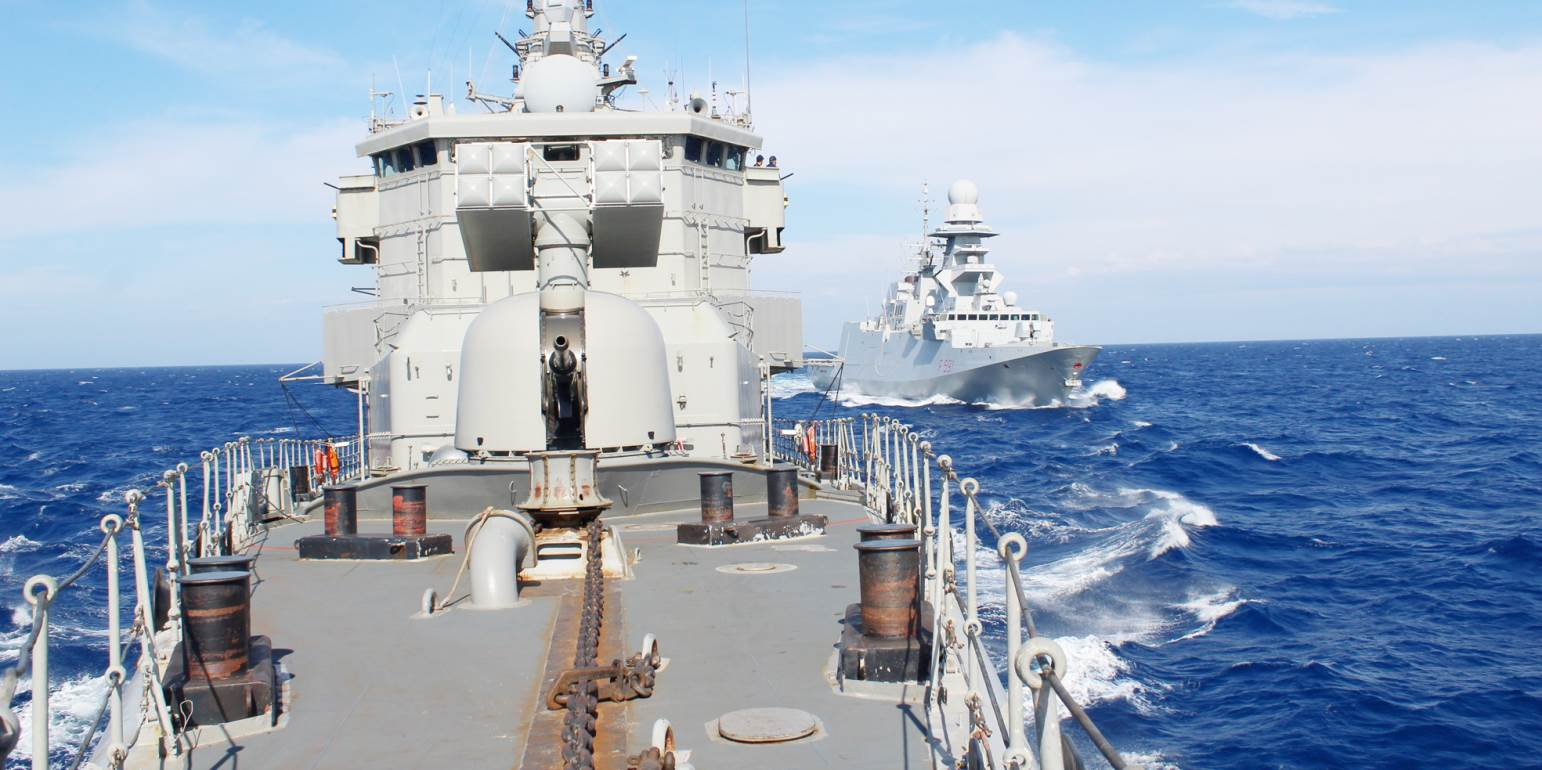 Αποτρεπτική ισχύς και θαλάσσιες ζώνες σε ασταθές διεθνώς σύστημα