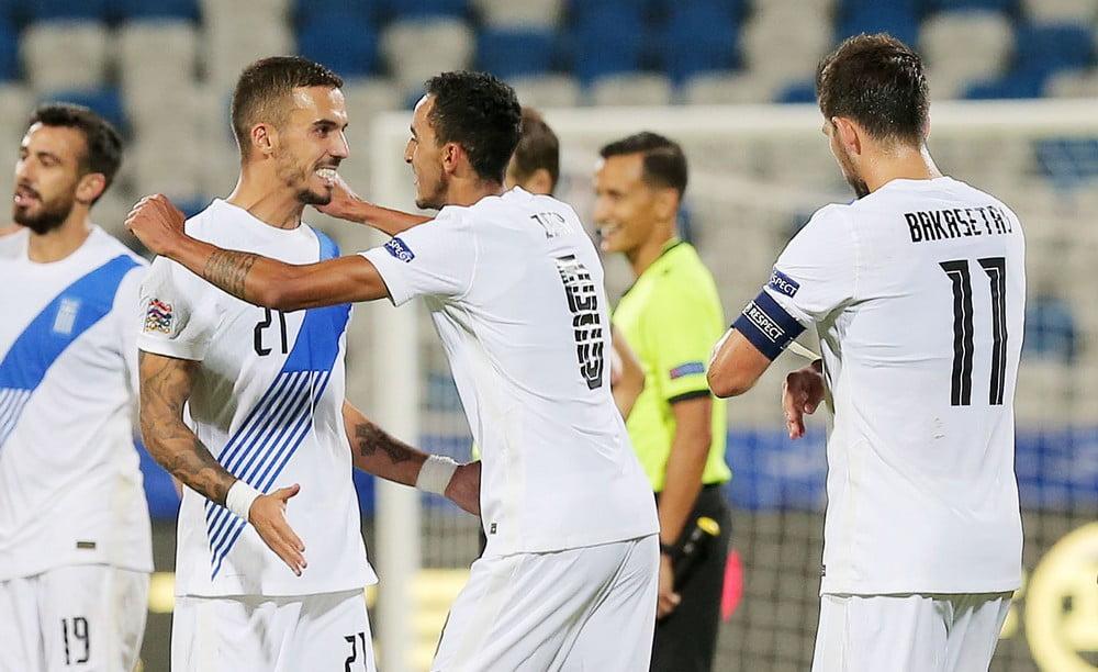 Σημαντική νίκη για την Ελλάδα κόντρα στο Κόσοβο! Ανέβηκε στην πρώτη θέση του ομίλου