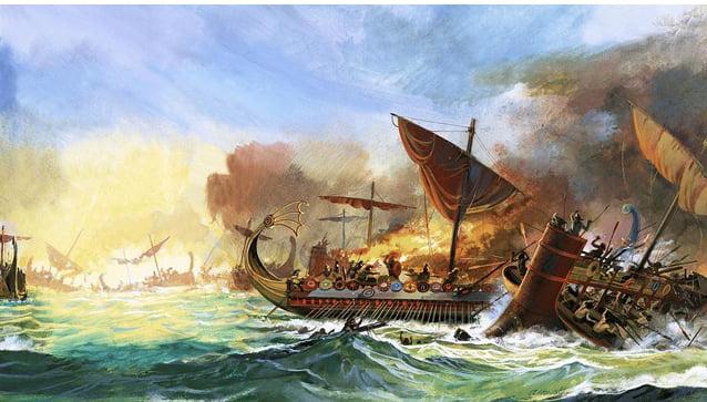 Πώς οι αρχαίοι Έλληνες χρησιμοποίησαν τις… κλιματικές συνθήκες στη Σαλαμίνα για να νικήσουν τους Πέρσες
