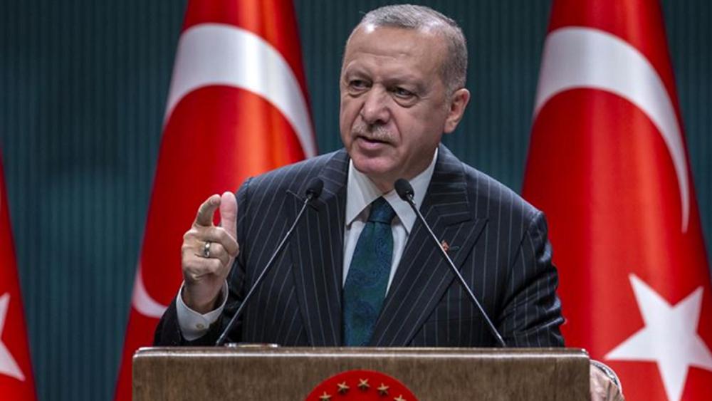 Μα καλά τον πιστεύουν ακόμα; – Ερντογάν: Μετατρέπουμε την Τουρκία σε παγκόσμια δύναμη