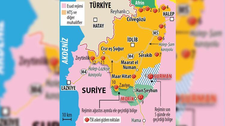 Έκτακτη είδηση: Επίθεση σε στρατιωτικά παρατηρητήρια της Τουρκίας στο Ιντλίμπ