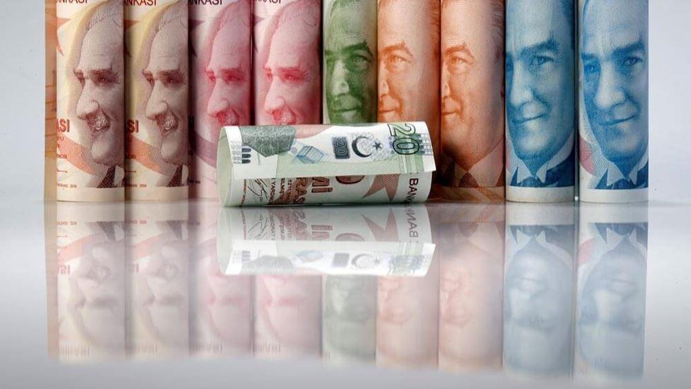Teneo: Η πανδημία και οι εντάσεις με την Ελλάδα γονατίζουν την οικονομία του Ερντογάν
