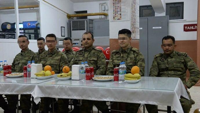 Ο Τούρκος διοικητής του 2ου Τάγματος Συνόρων και άλλοι 8 στρατιωτικοί συνελήφθησαν για σύσταση συμμορίας
