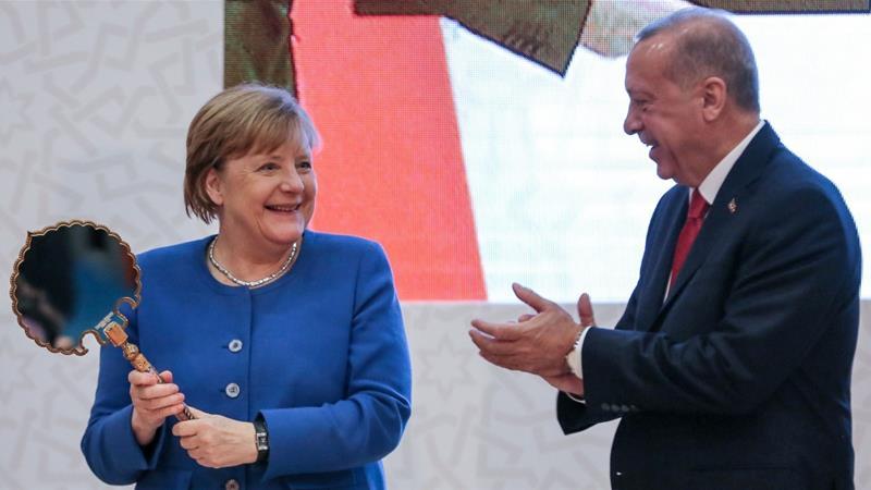 Θέλει η… Γερμανία να κρυφτεί και η χαρά δεν την αφήνει – Το Βερολίνο απορρίπτει κυρώσεις της ΕΕ εναντίον της Τουρκίας