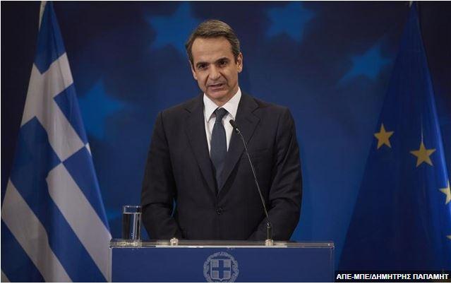 Κ. Μητσοτάκης: Η Τουρκία πρέπει να σταματήσει την επιθετική της συμπεριφορά, διαφορετικά θα έρθει αντιμέτωπη με κυρώσεις από την Ε.Ε.