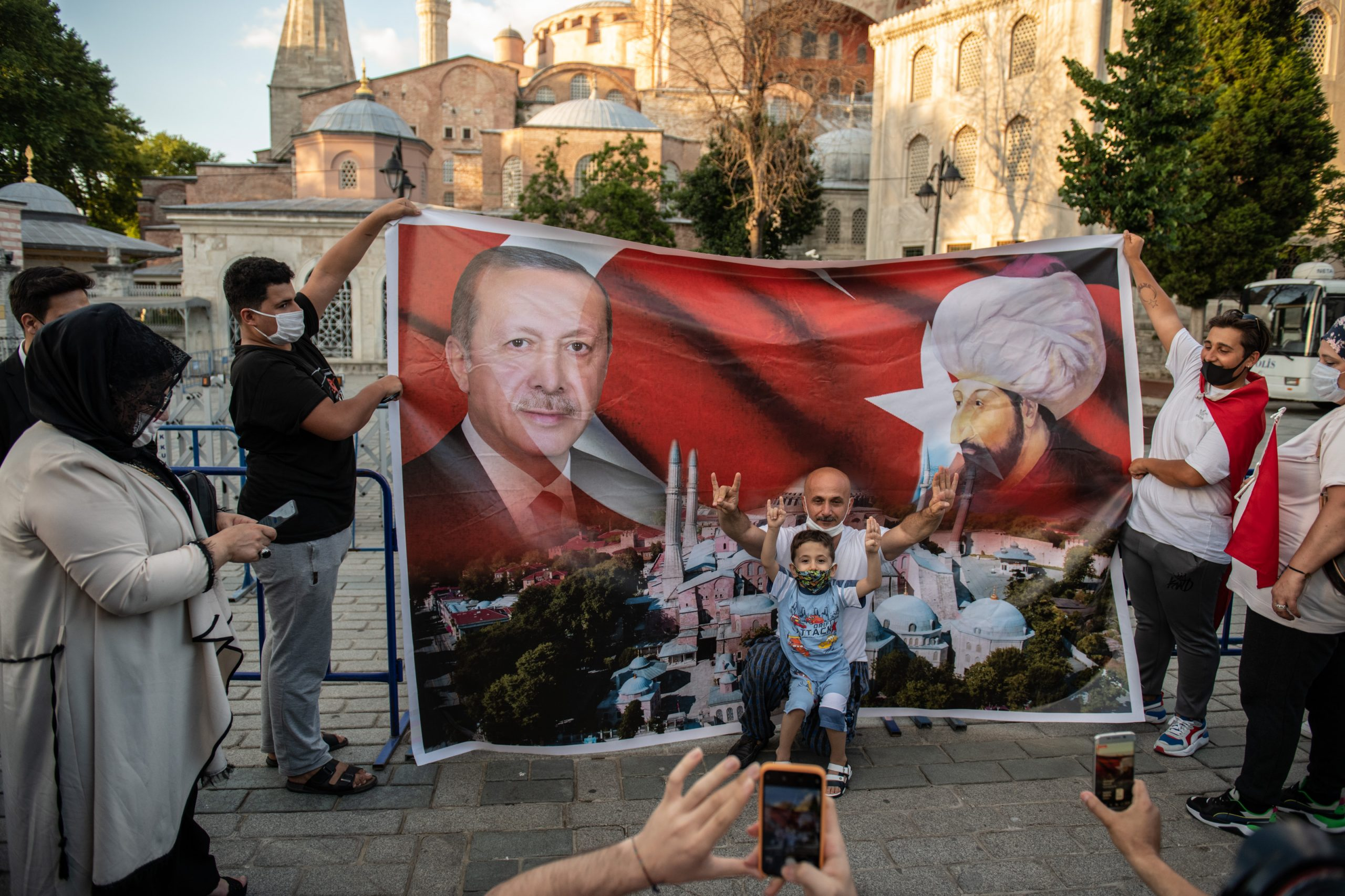 Το παιχνίδι της Αγκυρας και του Ερντογάν με την ιδεολογία του παν-ισλαμισμού