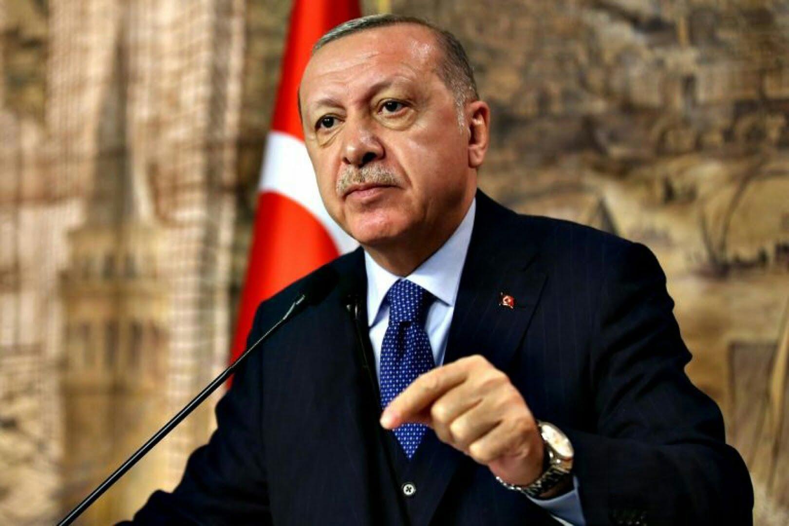Νέα πρόκληση από Ερντογάν: «Καμία τύχη οι προσπάθειες αποκλεισμού μας από την Ανατολική Μεσόγειο – Να γίνει πολυμερής διάσκεψη»
